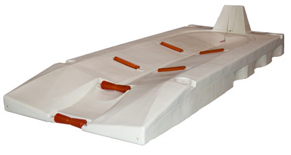 Connect a port 2xl pwc drive floating pwc dock scottco marine for Porte zen fiber