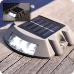 DockLite Solar Dock Light